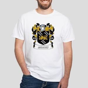 Morris Coat of Arms White T-Shirt