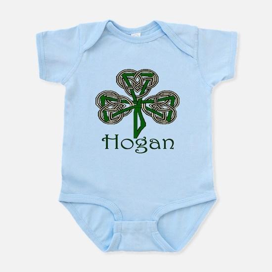 Hogan Shamrock Infant Bodysuit