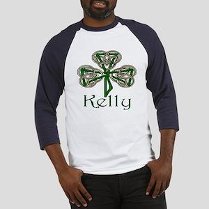 Kelly Shamrock Baseball Jersey