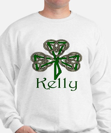 Kelly Shamrock Sweatshirt