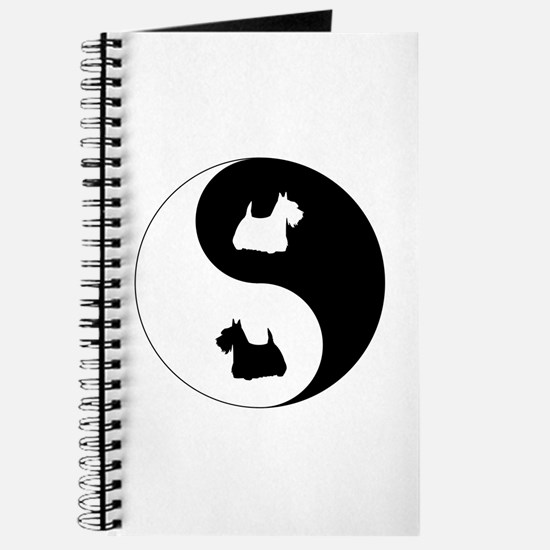 Yin Yang Scottie Journal