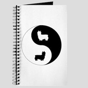 Yin Yang Silky Journal