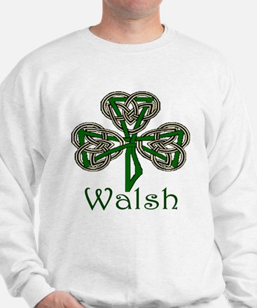 Walsh Shamrock Sweatshirt