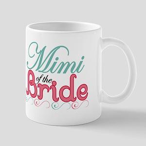 Mimi of the Bride Mug