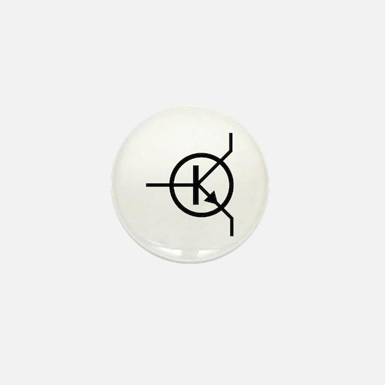 transistor icon Mini Button