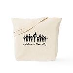 Alien Diversity Tote Bag