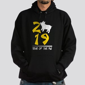 year of the pig 2019 Sweatshirt