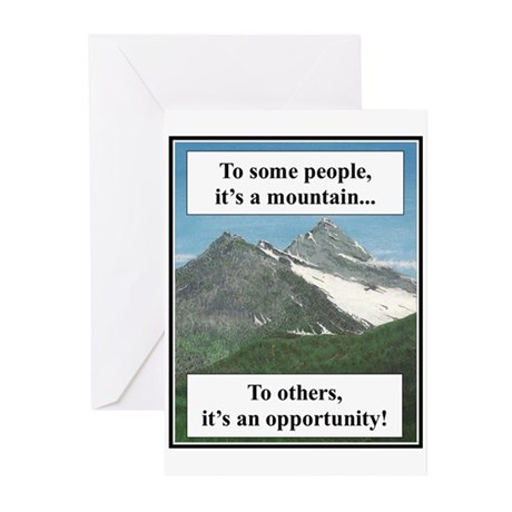 """Challenges"" Greeting Cards (Pk of 10)"