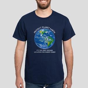 Protect Location - Dark T-Shirt