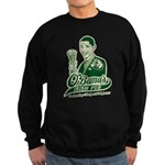 Obama's Irish Pub Sweatshirt (dark)