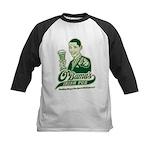 Obama's Irish Pub Kids Baseball Jersey