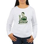 Obama's Irish Pub Women's Long Sleeve T-Shirt