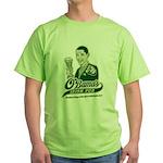 Obama's Irish Pub Green T-Shirt