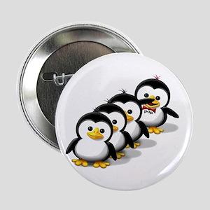 "Flock of Penguins 2.25"" Button"
