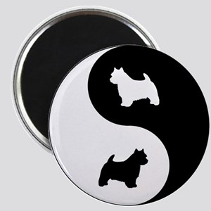 Yin Yang Norwich Magnet
