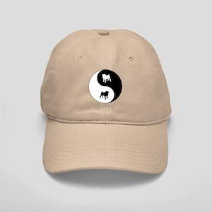 Yin Yang Pug Cap