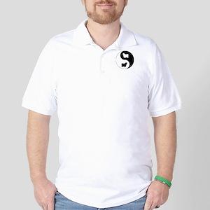 Yin Yang Puli Golf Shirt