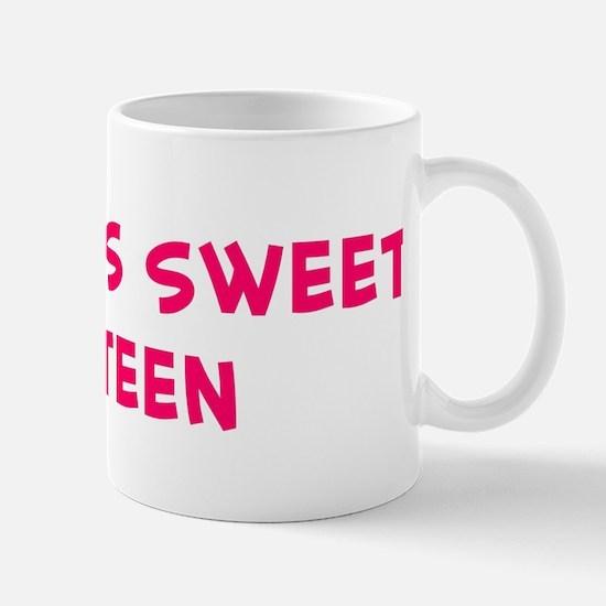 Nicole's Sweet Sixteen Mug