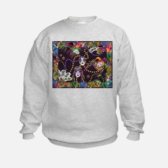 Unique Mardi gras Sweatshirt