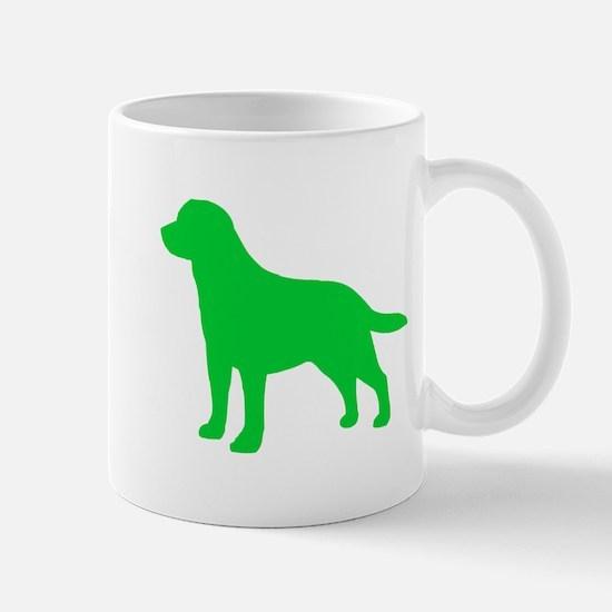 Labrador Retriever St. Patty's Day Mug