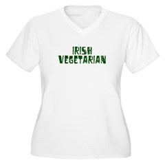 Irish Vegetarian T-Shirt