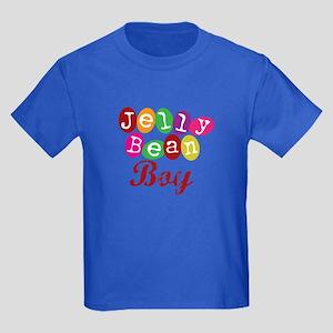 Jelly Bean Boy Kids Dark T-Shirt