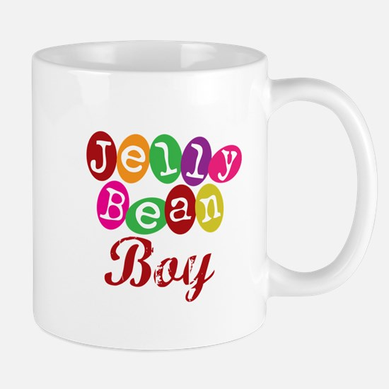 Jelly Bean Boy Mug