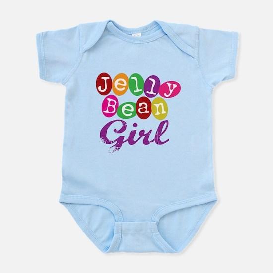 Jelly Bean Girl Infant Bodysuit