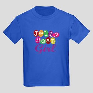 Jelly Bean Girl Kids Dark T-Shirt