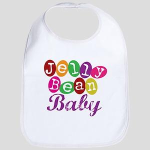 Jelly Bean Baby Bib