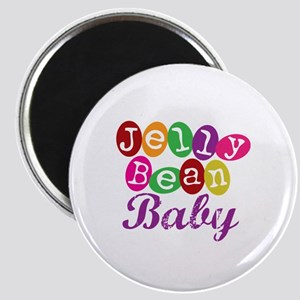 Jelly Bean Baby Magnet
