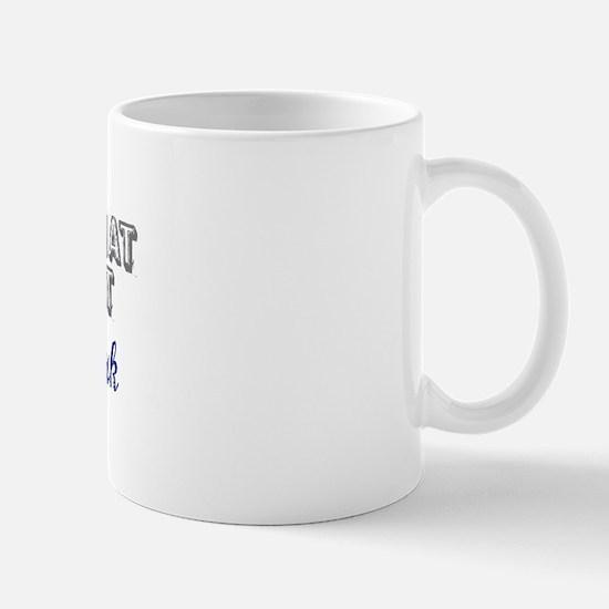 House that Juice Built Mug