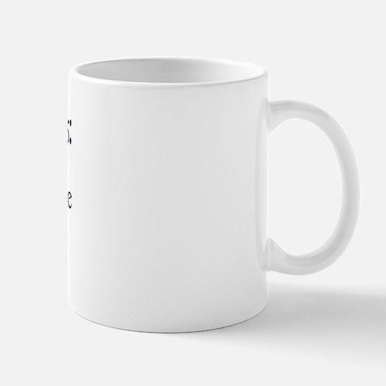 Consciousness Naps Mug
