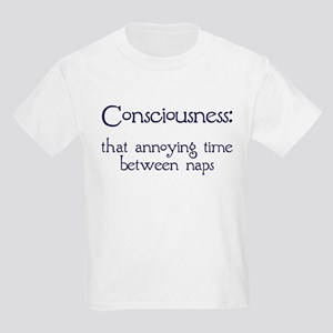 Consciousness Naps Kids Light T-Shirt