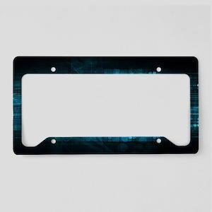 Digital Global Technology Con License Plate Holder