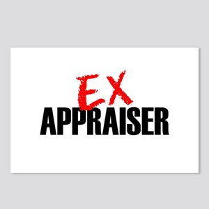 Ex Appraiser Postcards (Package of 8)