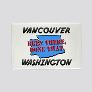 vancouver washington - been there, done that Recta