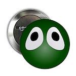 Green Blob Eyes Round 2.25