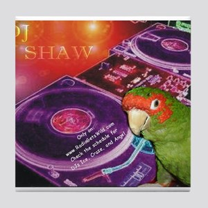DJ Shaw Tile Coaster