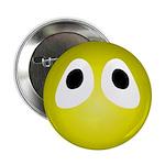 Yellow Blob Eyes Round 2.25