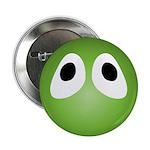 Slimy Green Blob Eyes Round 2.25