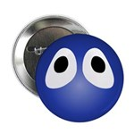 Blue Blob Eyes Round 2.25
