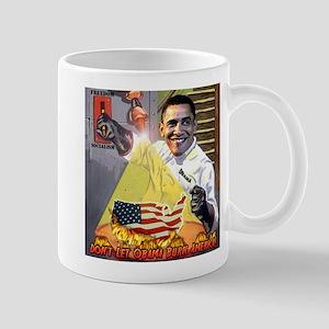 Obama is a Socialist Mug