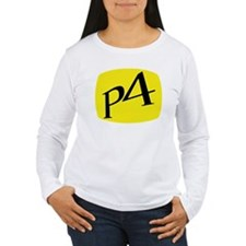 P4 TV Women's Long Sleeve T-Shirt