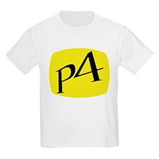 P4 TV Kids Light T-Shirt