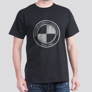 Gekkoukan High (Mono) Dark T-Shirt