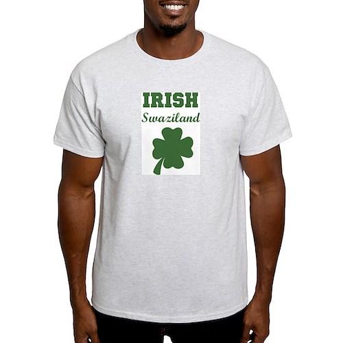 Irish Swaziland T-Shirt