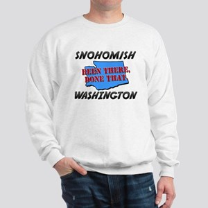 snohomish washington - been there, done that Sweat