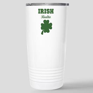 Irish Rialto Stainless Steel Travel Mug
