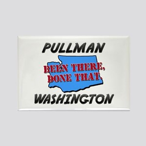 pullman washington - been there, done that Rectang